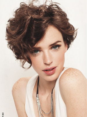Short Hair For Naturally Curly Hairstyles