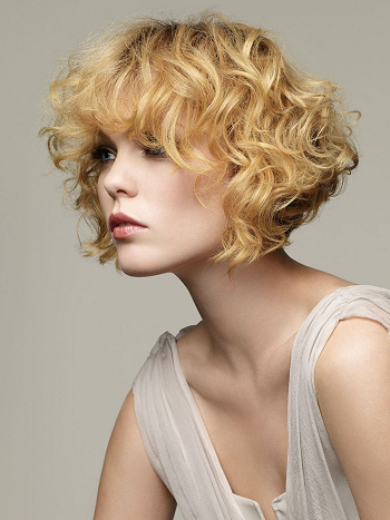 Pictures Short Hairstyles For Natural Curly Hair Short