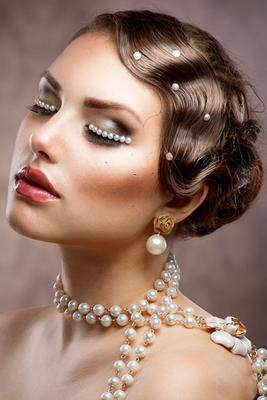 Short Wedding Updos
