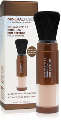 Mineral Spf 30 Brush On Sun Defense