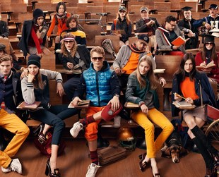 Take a peek at the latest Tommy Hilfiger ads for fall/winter 2013.