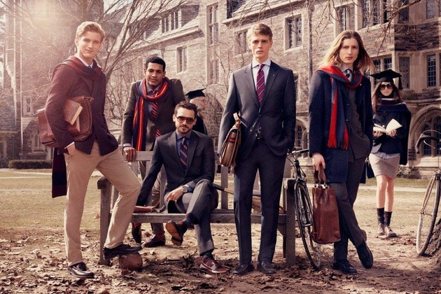 Tommy Hilfiger Fall 2013 Campaign  Pictures
