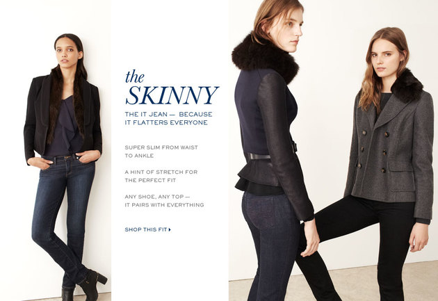 Tory Burch Pre Fall 2013 Denim Look  (1)