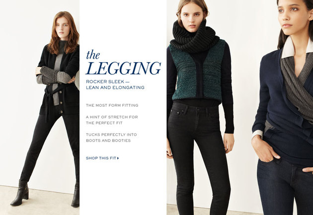 Tory Burch Pre Fall 2013 Denim Look  (2)