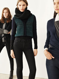 Tory Burch Pre-Fall 2013 Denim Line