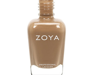 Have a look at the newest Zoya collections for fall 2013: Cashmeres and Satins.