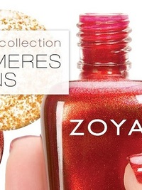 Zoya Fall 2013 Cashmeres and Satins Nail Polishes
