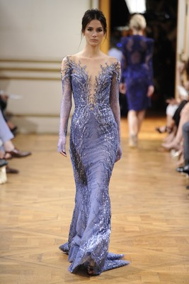 Zuhair Murad Fall 2013 Couture Collection Look  11