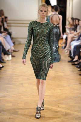 Zuhair Murad Fall 2013 Couture Collection Look  12