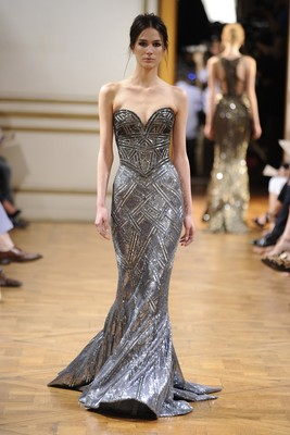 Zuhair Murad Fall 2013 Couture Collection Look  16