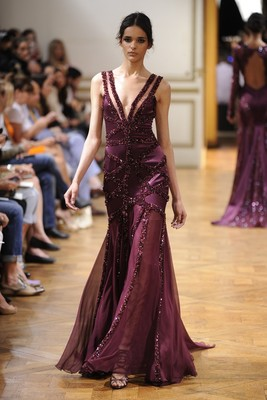 Zuhair Murad Fall 2013 Couture Collection Look  8