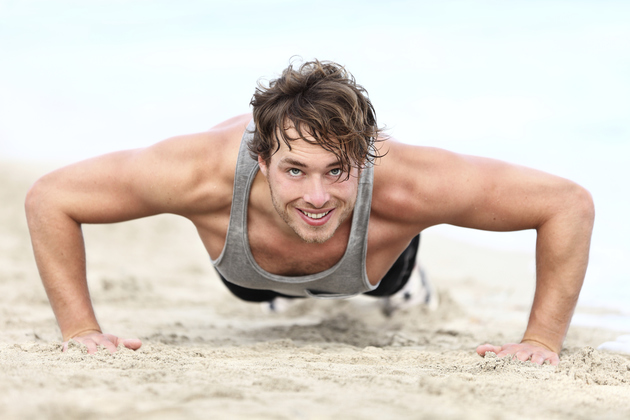 Pushups For Men