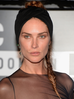 Erin Wasson Braided Pony