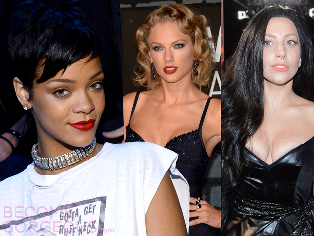 2013 VMAs Hairstyles: Best Celebrity Looks