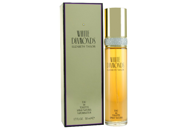 White Diamonds Elizabeth Taylor Perfume