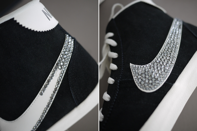 Diy Embellished Sneakers