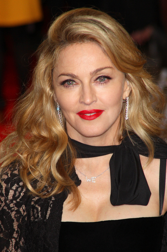 Pictures : Best Hair Colors for Women Over 50 - Madonna ...