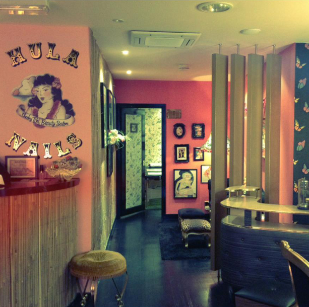 Hula Nails Salon London