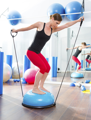 Workouts With Resistance Bands