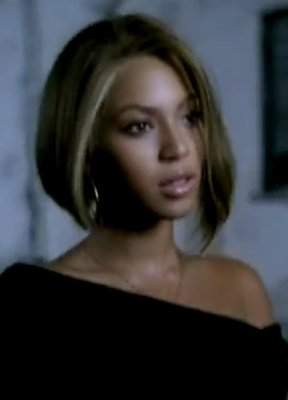 Beyonce Bob Haircut From 2003