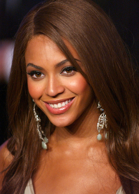 Beyonce Sleek Straight Chocolate Brown Hair