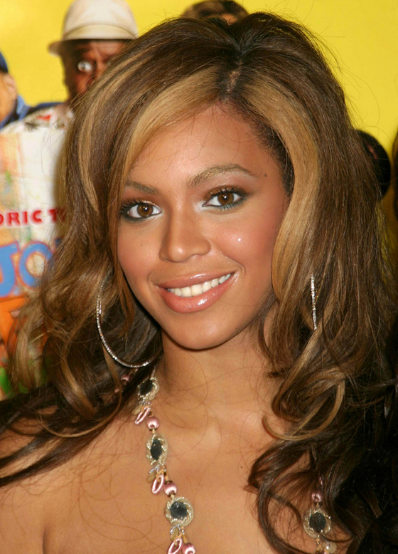 Pictures Beyonce S Hair Style Evolution Beyonce Curly Hair