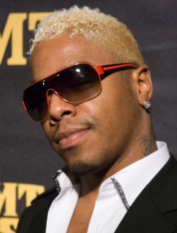 Black Man Blonde Hair 73