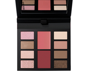Katie Holmes and renowned makeup artist Bobbi Brown worked together on a mini makeup line for fall 2013. Have a look!