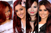 Celebrity Hair Colors: Burgundy Hair