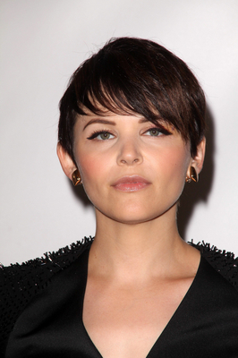 Ginnifer Goodwin Long Pixie