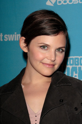 Ginnifer Goodwin Sleek Pixie