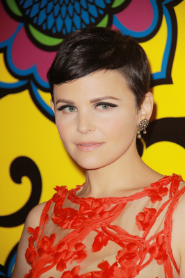 Ginnifer Goodwin Sleek Short Pixie