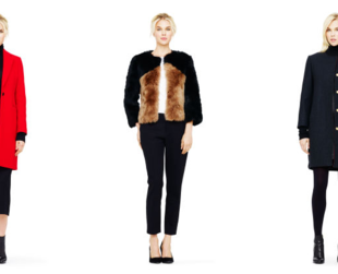 New York based label Club Monaco released its first high-end line. Have a look!