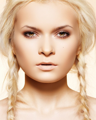 Braided Pigtails For Teens