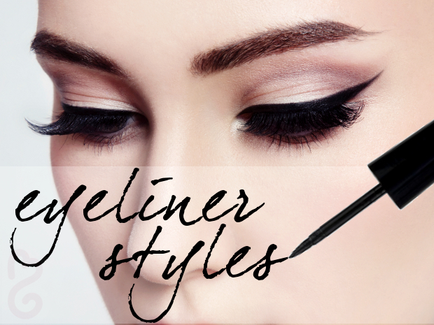 Eyeliner Styles and Shapes