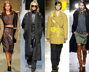 Check out the hottest trends of the fall/winter 2013-2014 season.
