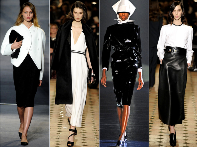 Monochrome Fashion Trends