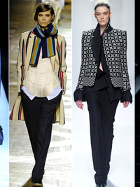 Pictures : Fall 2013 Fashion Trends