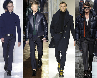 Keep your wardrobe up to date with the fall 2013 men's fashion trends from the most influential runway collections. See the most important looks and trends for men's fashion in Fall 2013.