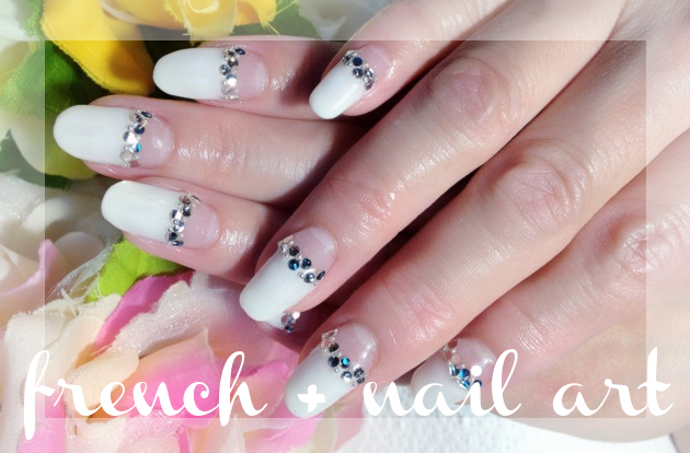 French Manicure Designs and Ideas