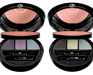Have a look at the new makeup collection for fall 2013 from Giorgio Armani: Beauty Kaleidoscope.