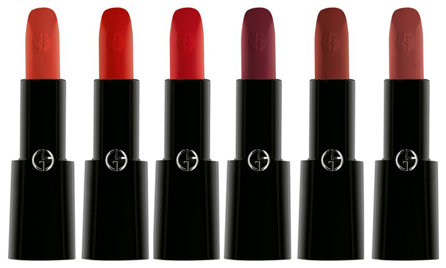 Giorgio Armani Kaleidoscope Lipsticks For Fall 2013