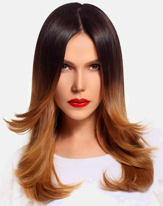 Pictures Good Hair Colors For Tan Skin Ombre Hair