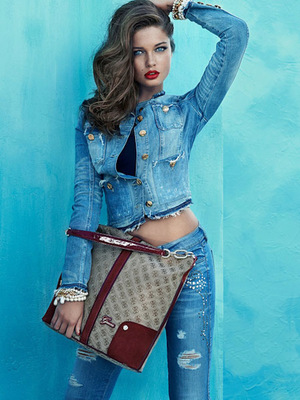 Guess Fall Winter 2013 Accessories