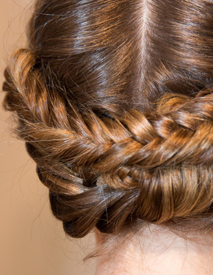 Fishtail Braid Christian Siriano