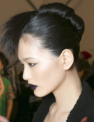 Punk Twisted Hair Vivienne Tam