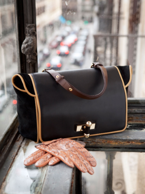 Hoss Intropia Accessories  Fall Winter 2013 Look (18)