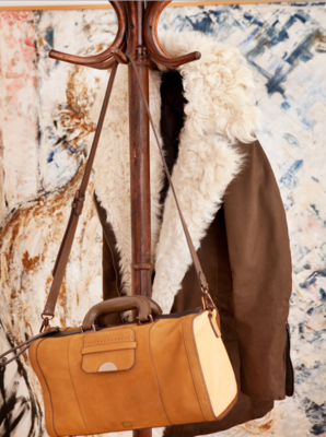 Hoss Intropia Accessories  Fall Winter 2013 Look (8)