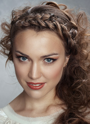 Front Dutch Braid