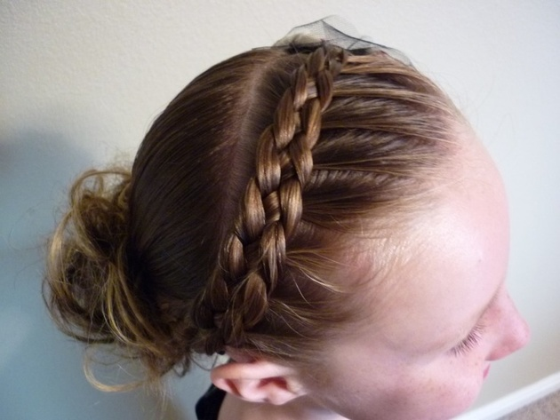 How to Style Little Girls' Hair - Cute Long Hairstyles for